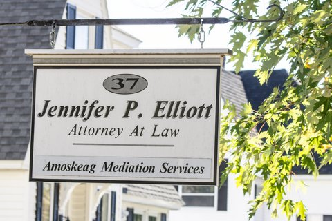 Jennifer P. Elliott Law